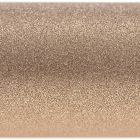 Luxe' Cosmic Rose Gold A4 Glitter Card - Zoom