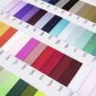 Shindo Satin Ribbon Shade Card Colour Swatches