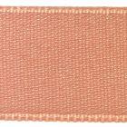Peach Melba Col. 538 - 10mm Satab Satin Ribbon