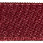 Dark Burgundy Col. 385 - 15mm Satab Satin Ribbon