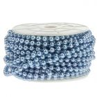 5mm Pearl Trim 1m - Blue