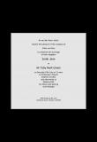 Pocketfold Invitation Word Template product image