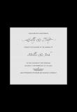 Baroque Lasercut Invitation Matt and Layer Template  product image