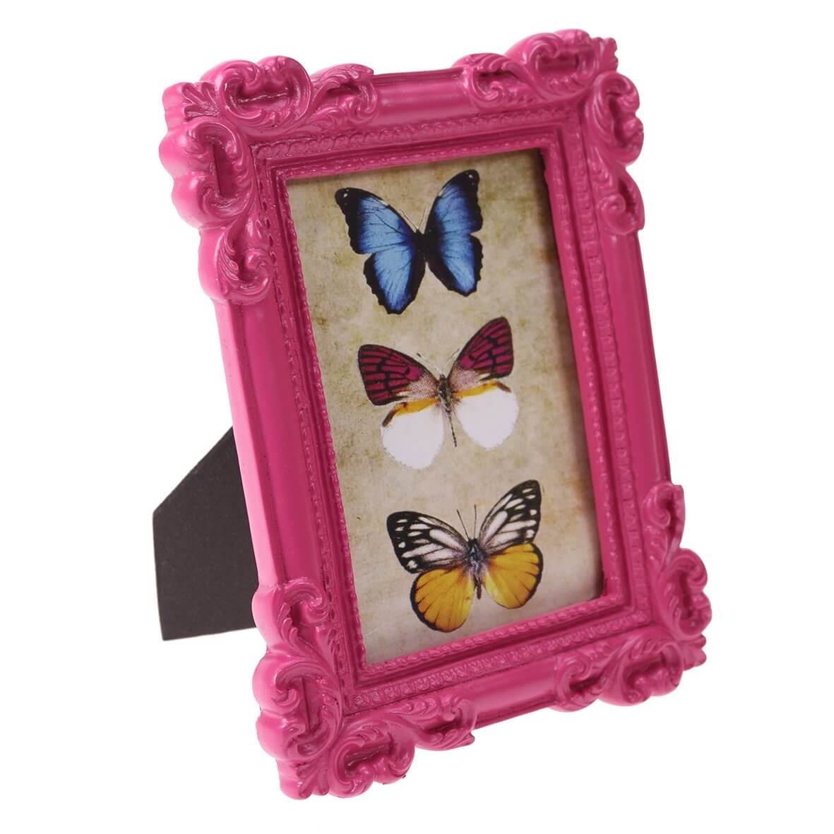 Portrait Pink Frame for DIY Table Numbers