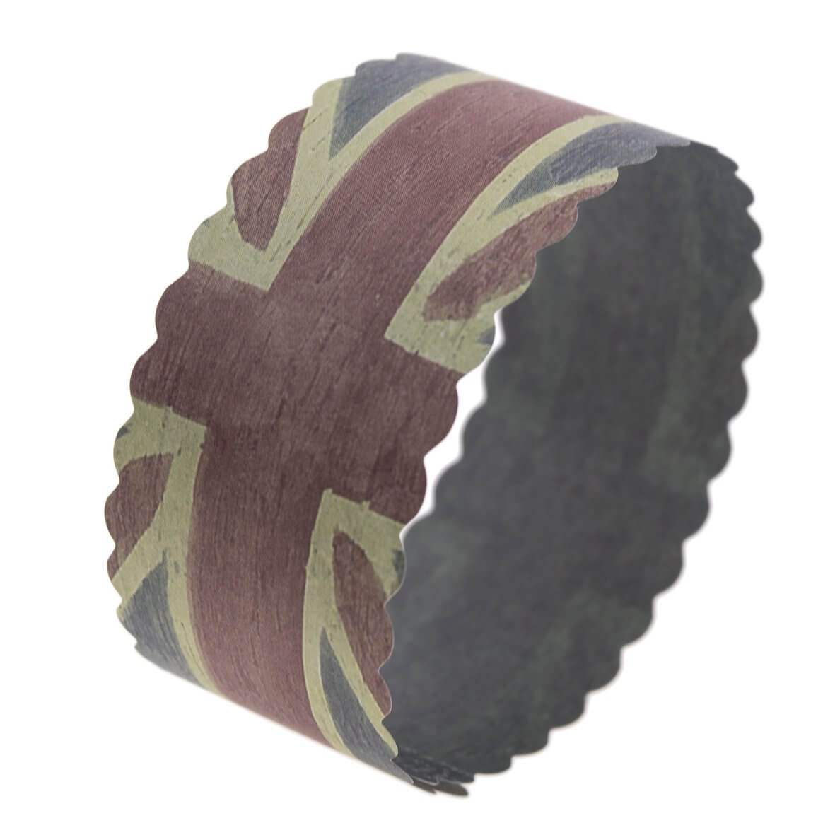 Union Jack Distressed Effect Paper Chain Kit
