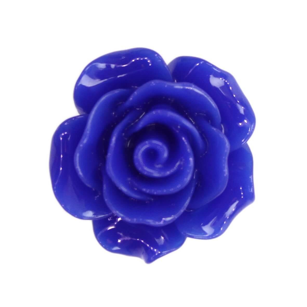 Medium Royal Blue Rosie