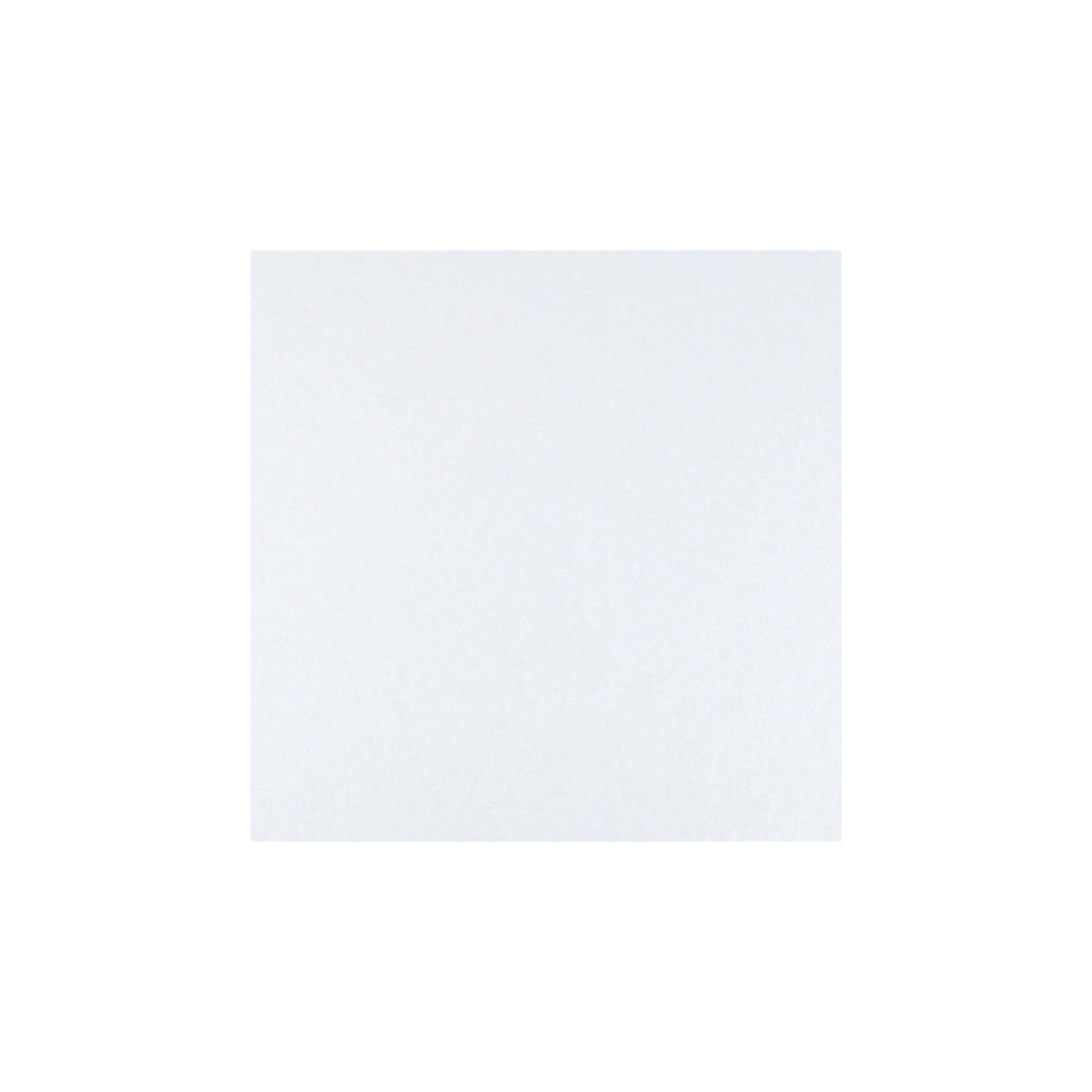 Cardstock 119mm Square - Crystal White