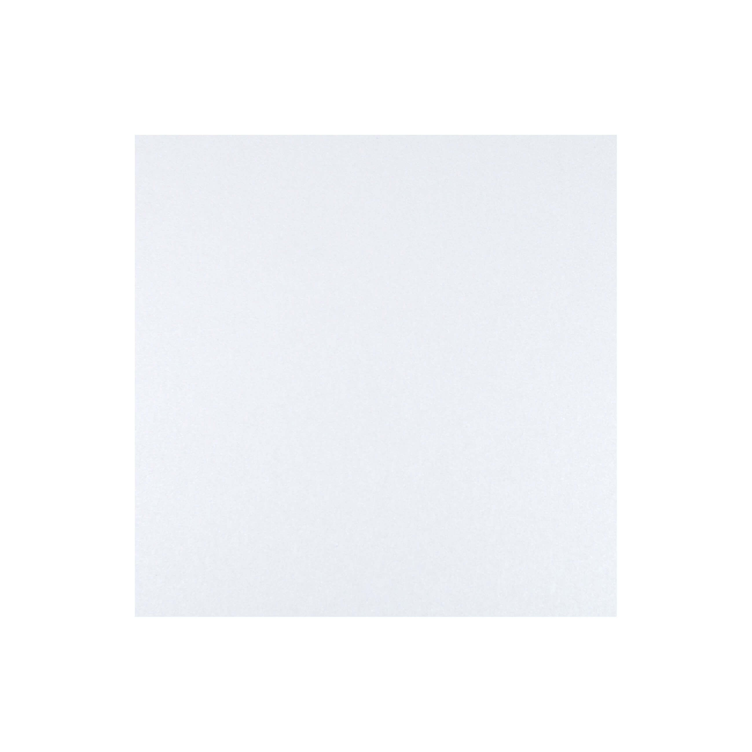 Cardstock 141mm Square - Crystal White