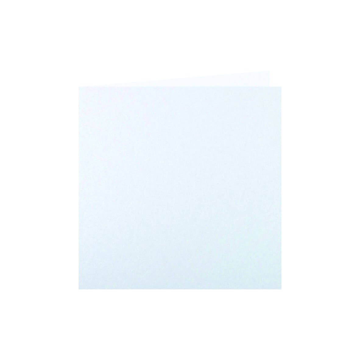 Paperstock Large Square Insert - Crystal White