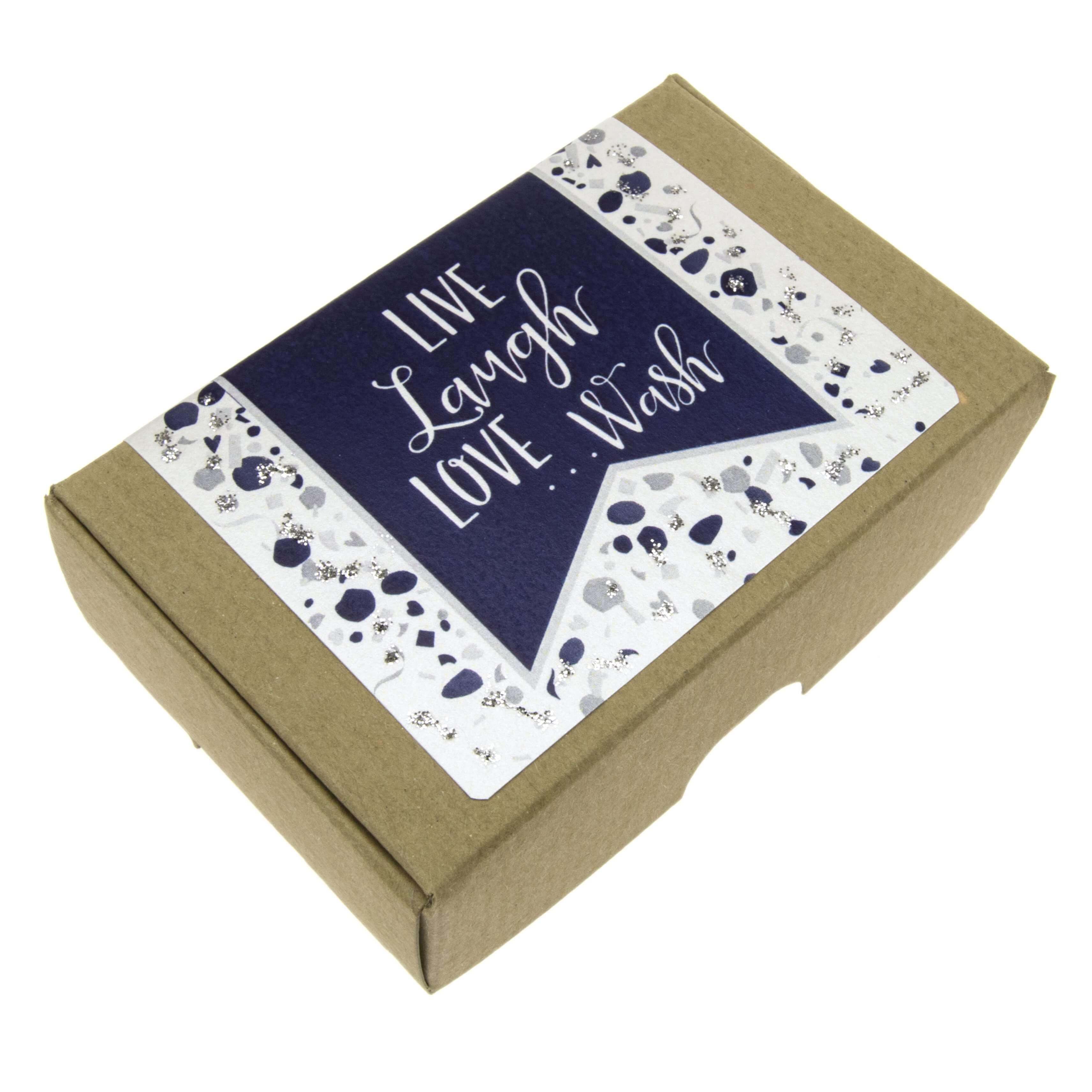 Live Laugh Love Wash Gift Soap