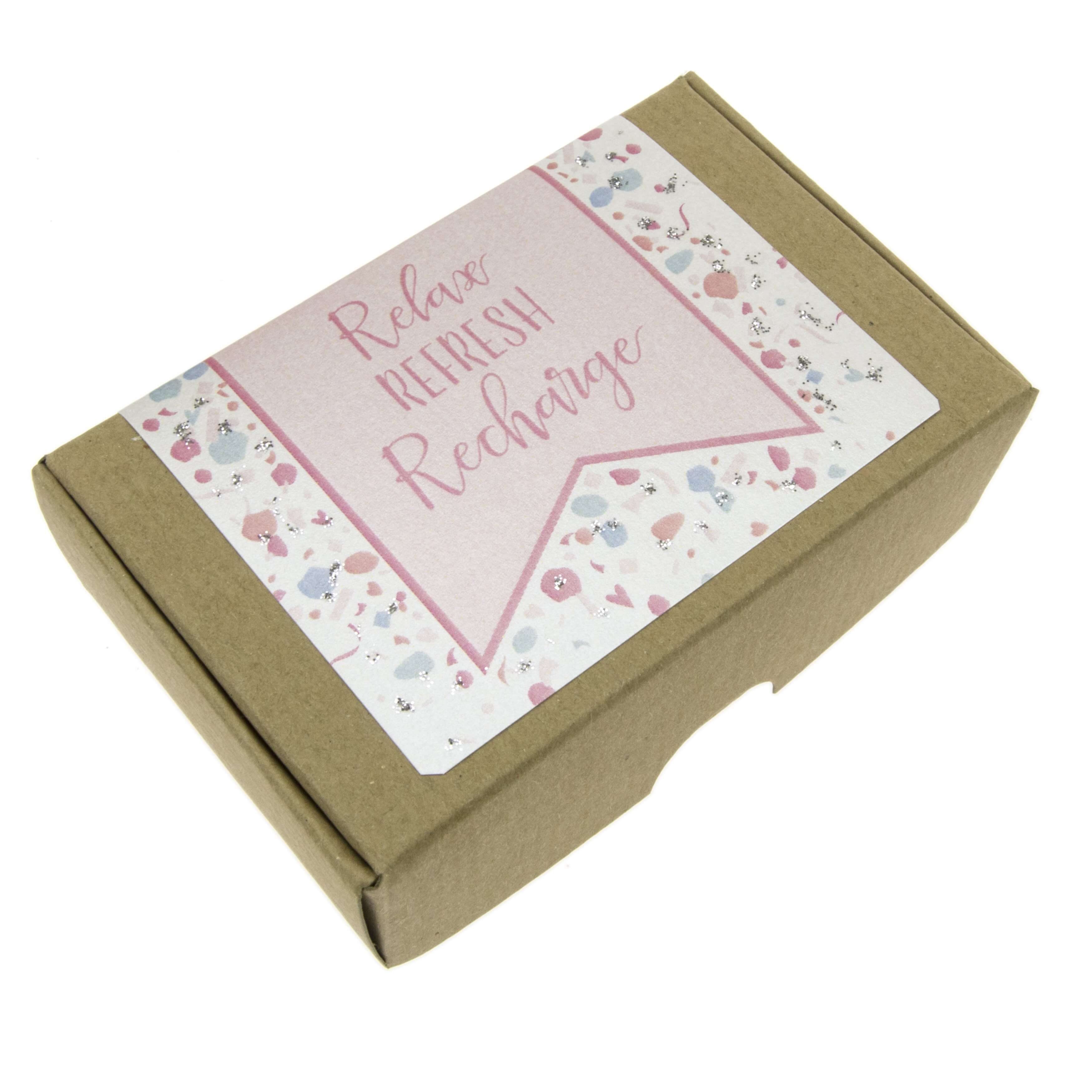 Relax Refresh Recharge Gift Soap