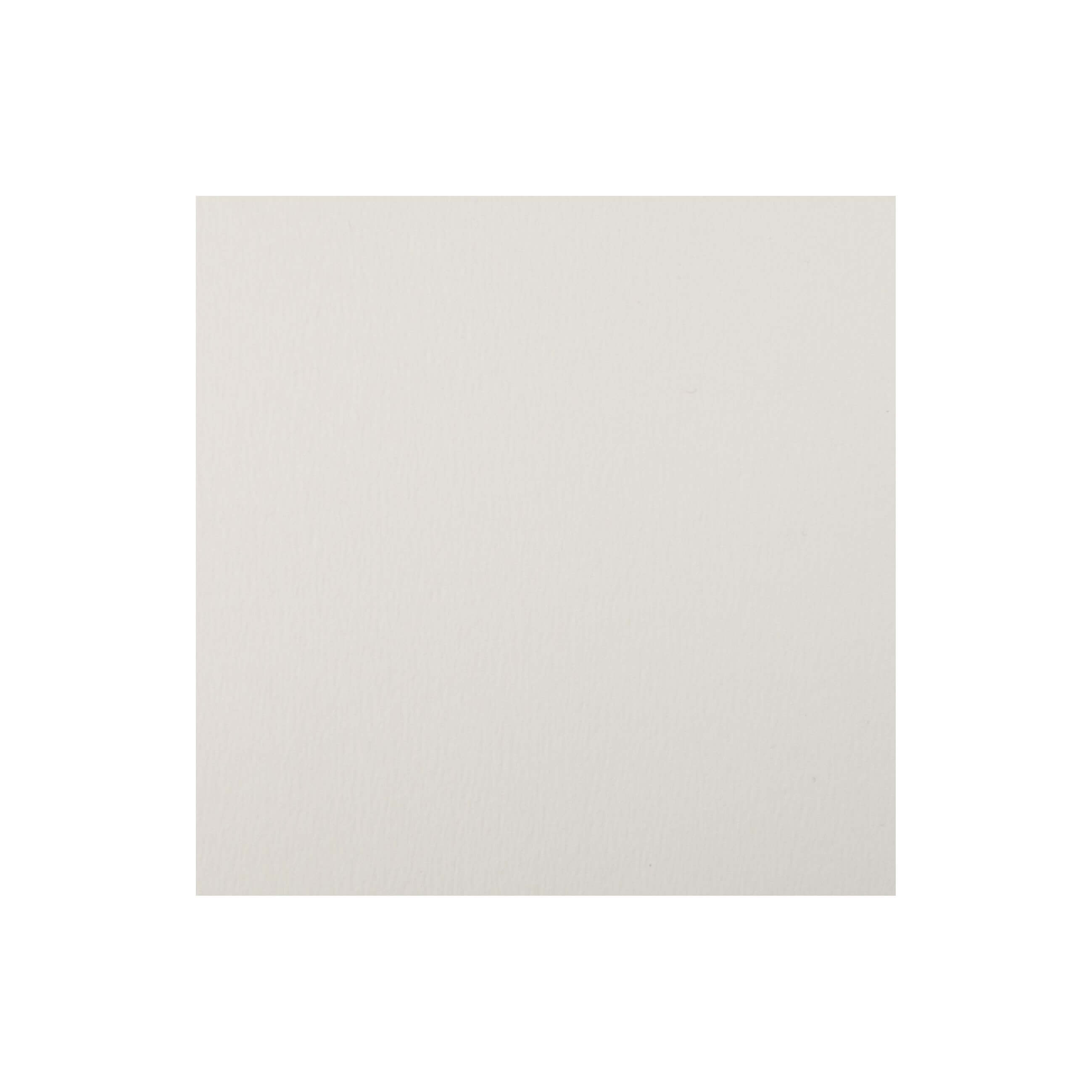 Cardstock 141mm Square - Antique Ivory