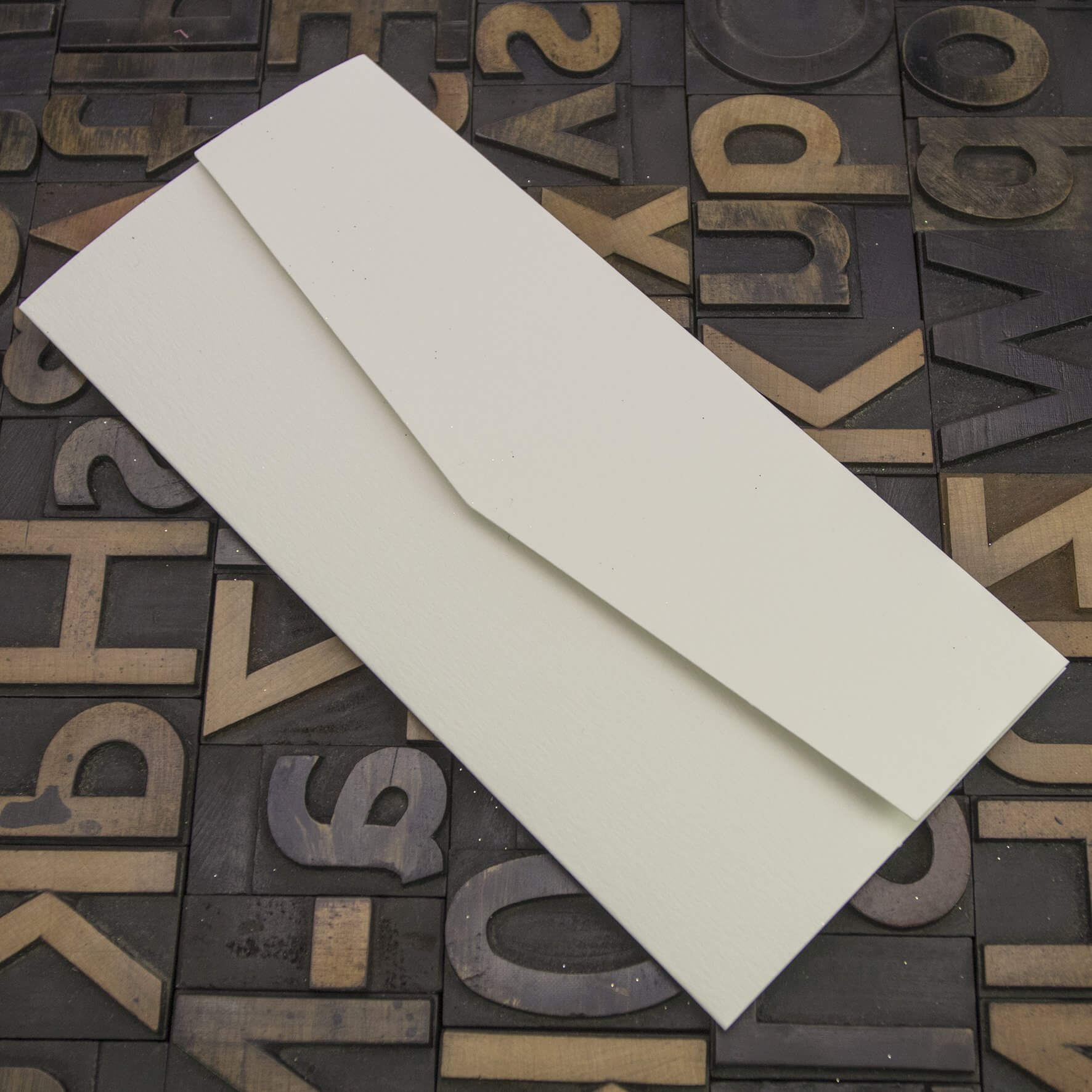 Enfolio Pocketfold (DL) - Antique Ivory