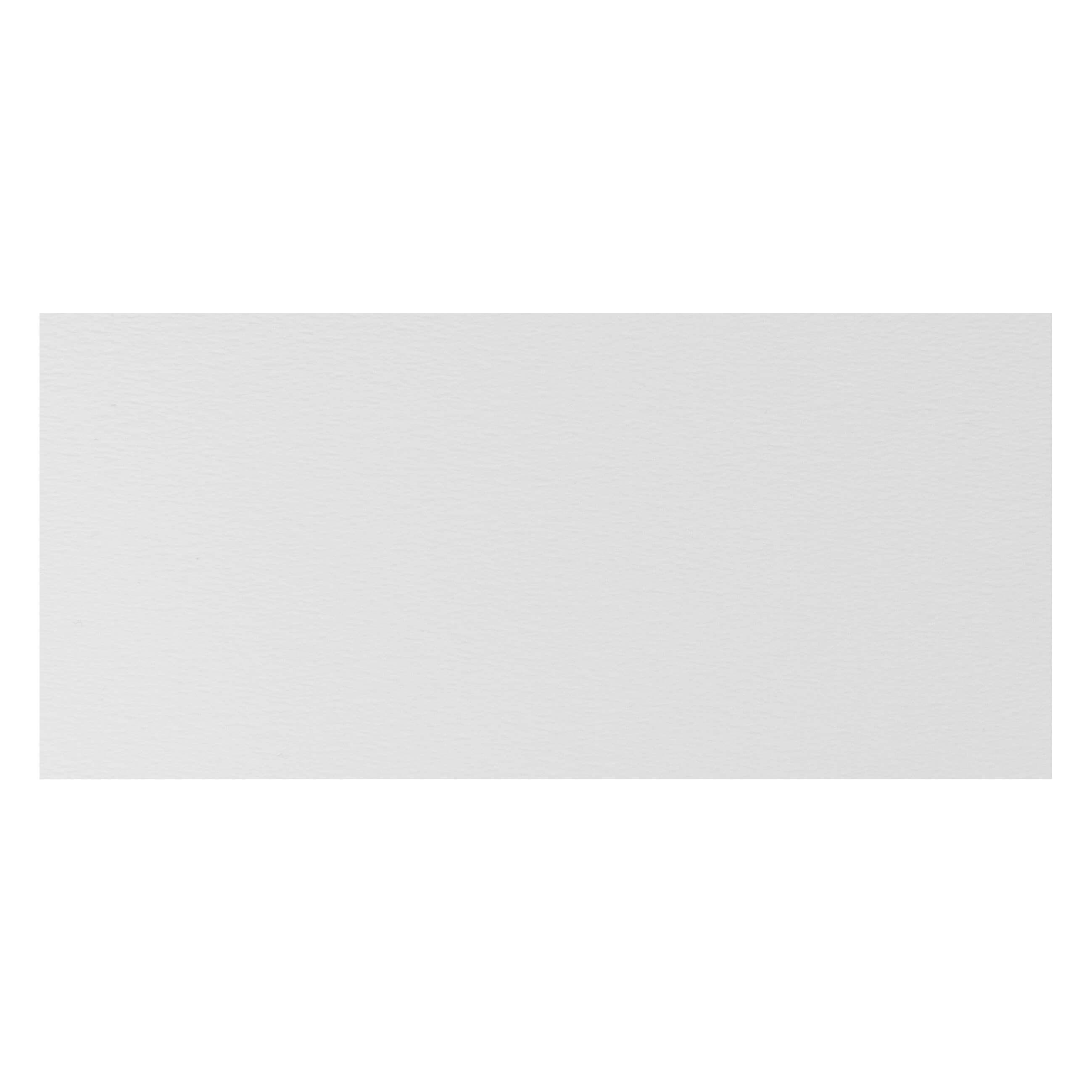 Cardstock DL Top - Antique White