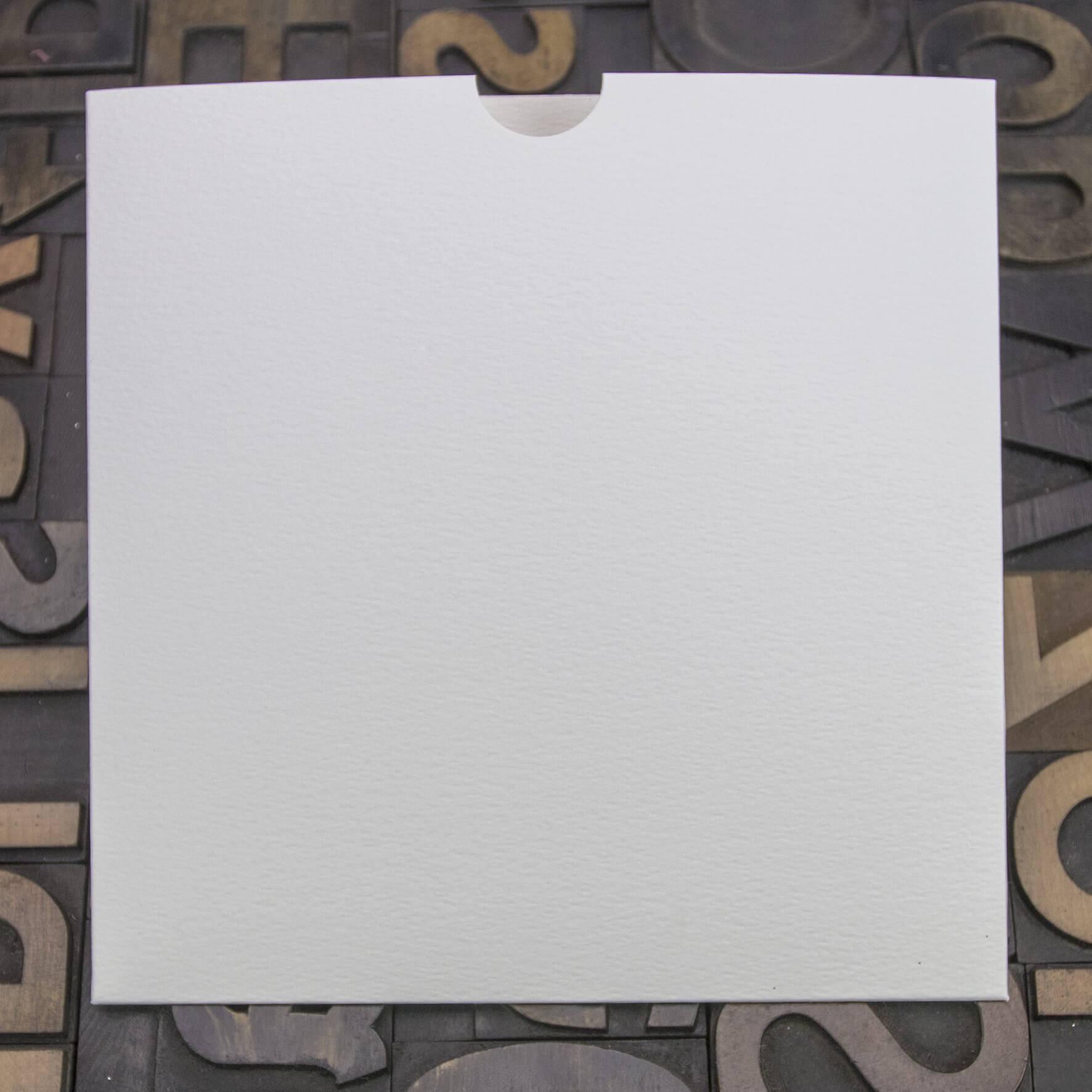 Enfolio Wallet 146mm Sq - Antique White