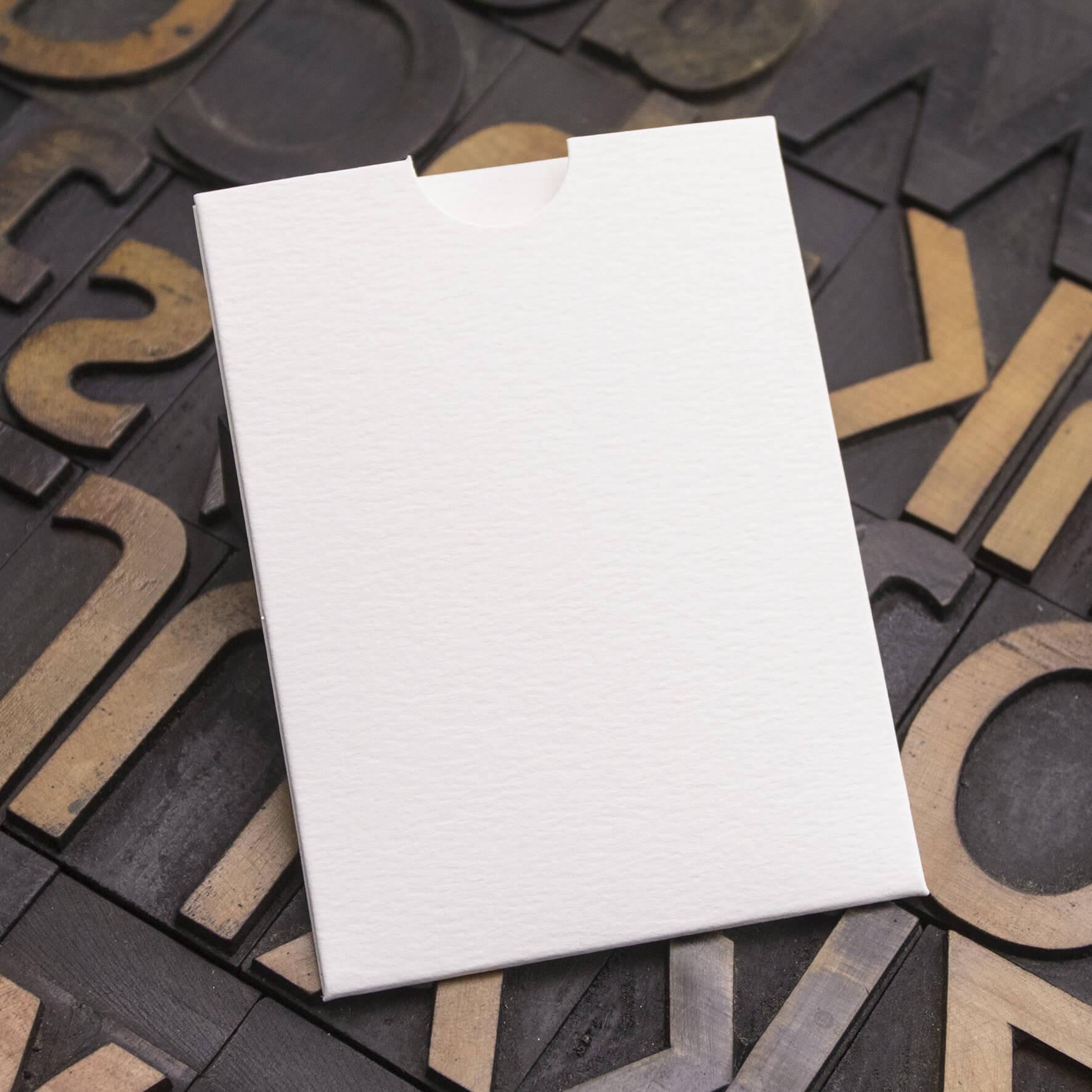 Enfolio Wallet Mini - Antique White