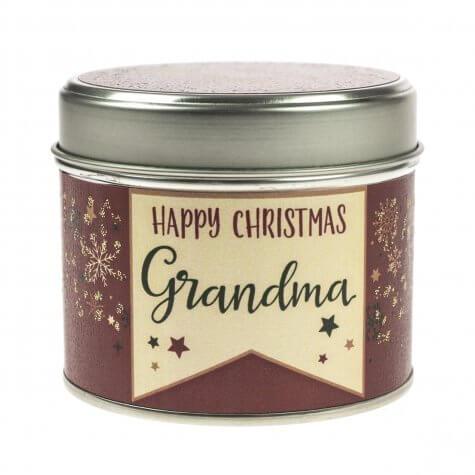 Happy Christmas Grandma