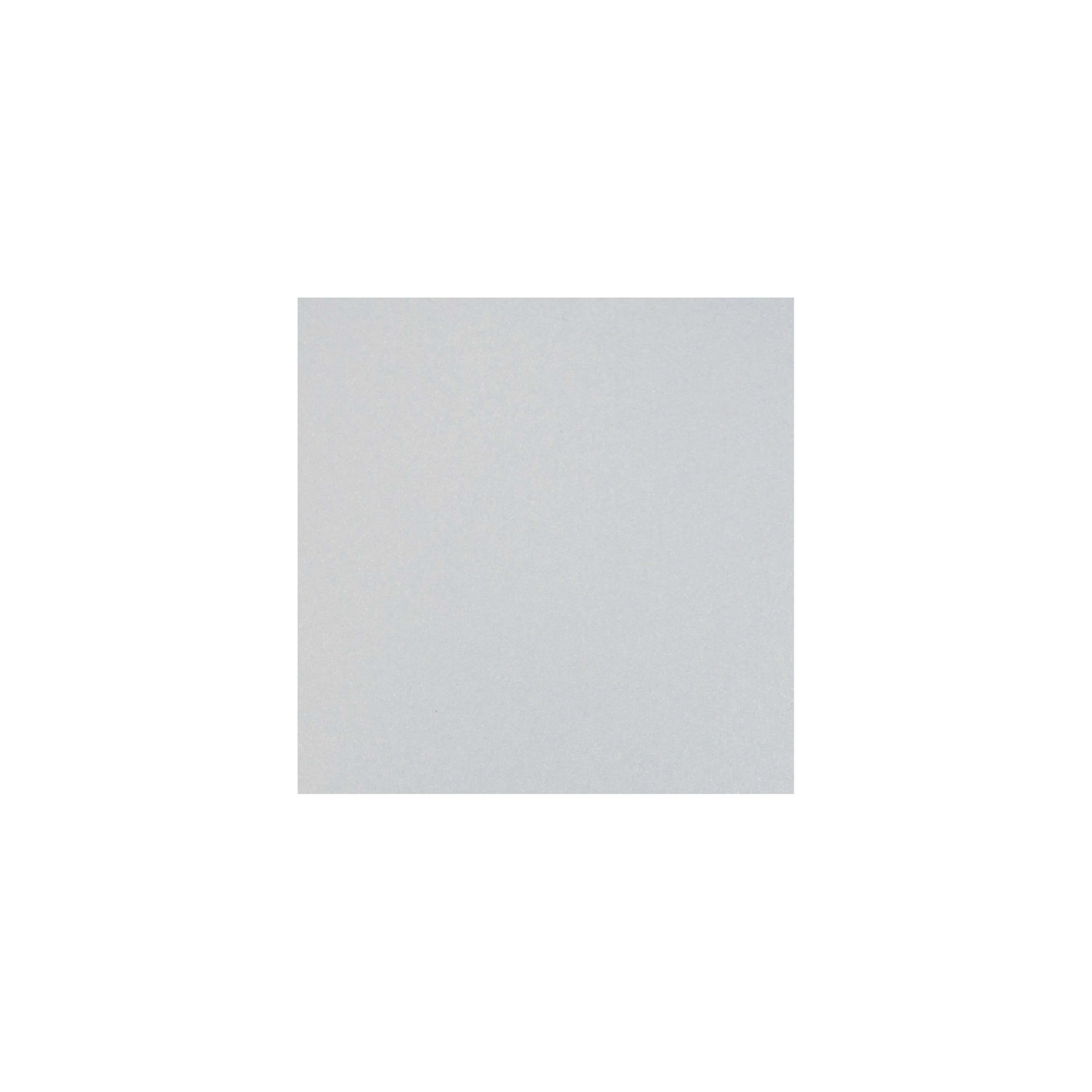 Cardstock 100mm Square - White Lustre