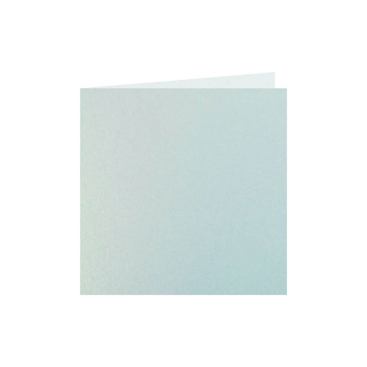 Paperstock Large Square Insert - White Lustre