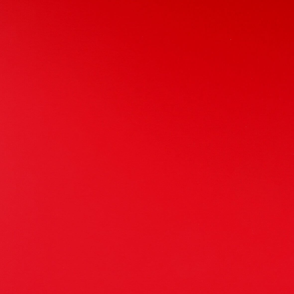 Bright Red A4 Soft Touch Card