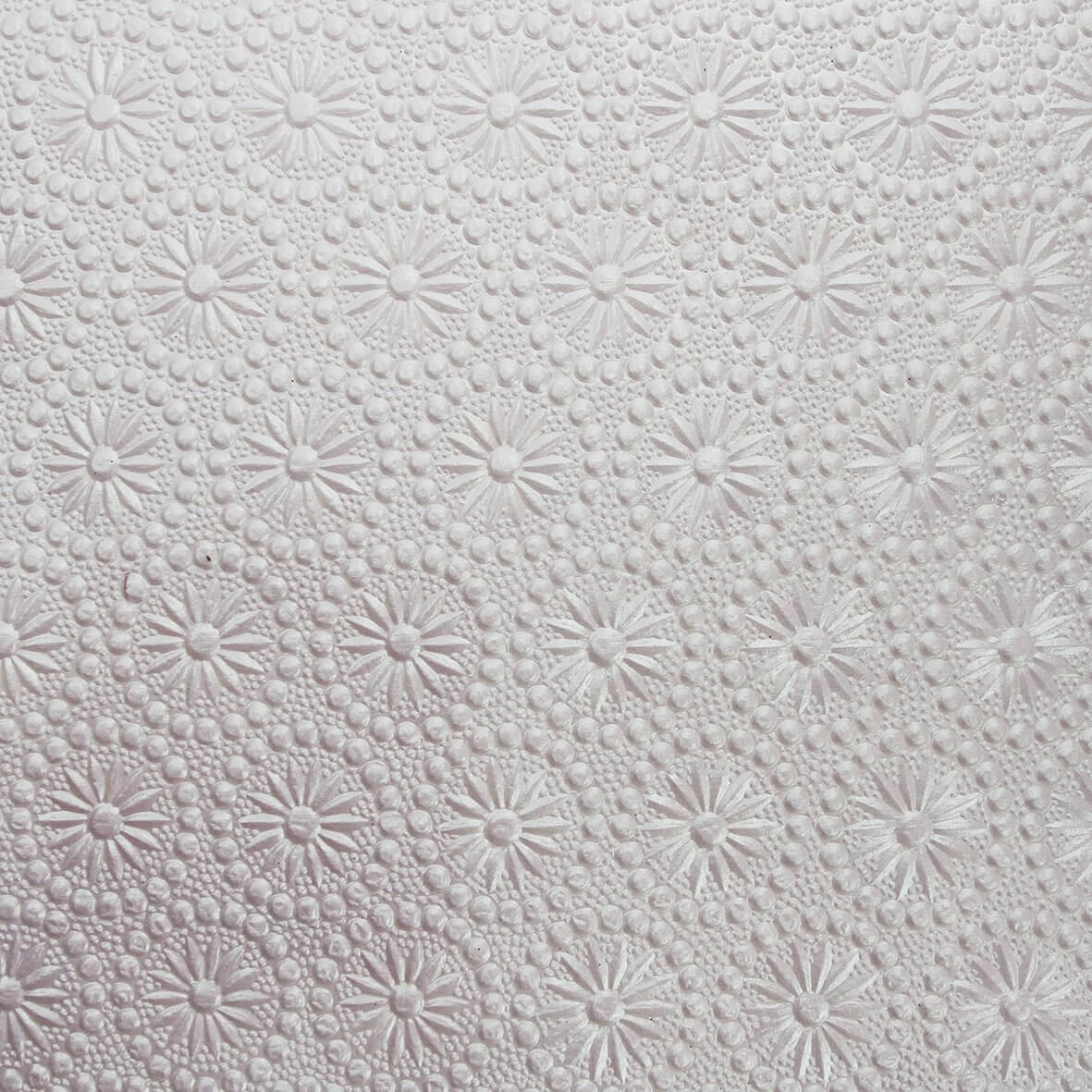 The Harewood (Iridescent Ivory) Embossed Paper