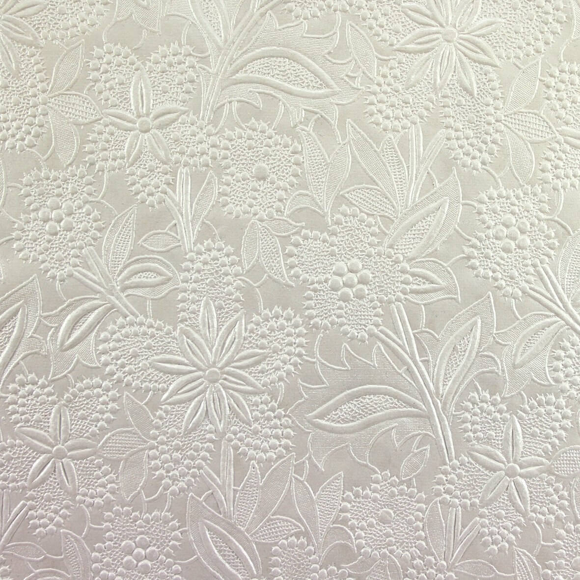 The Studley (Ivory) Embossed Paper