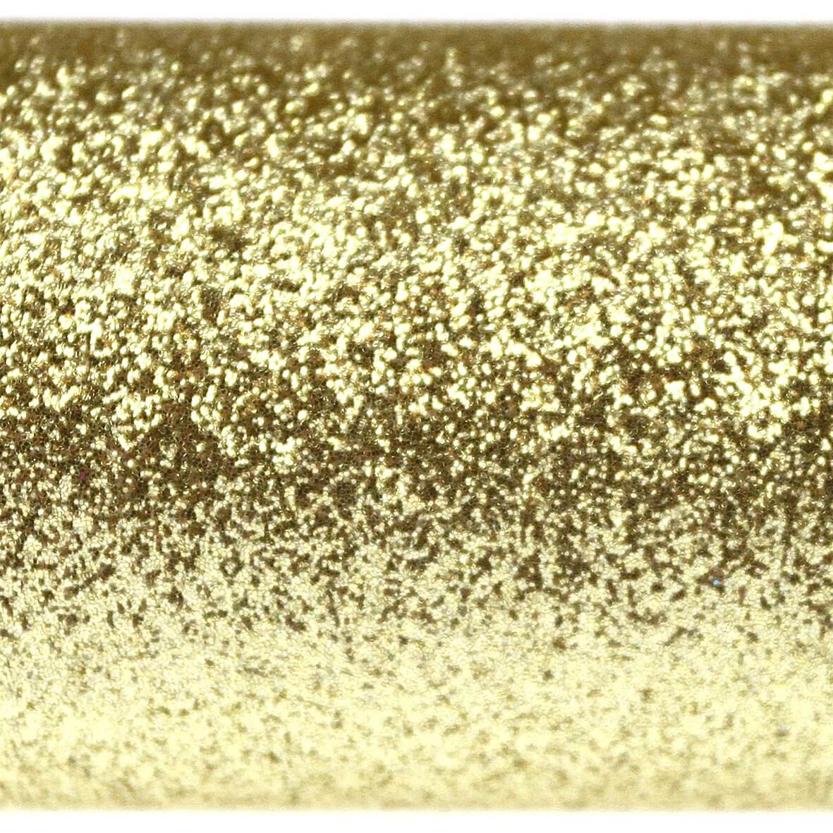 Glitter Gold: 'Glitz' Light Gold Glitter Paper
