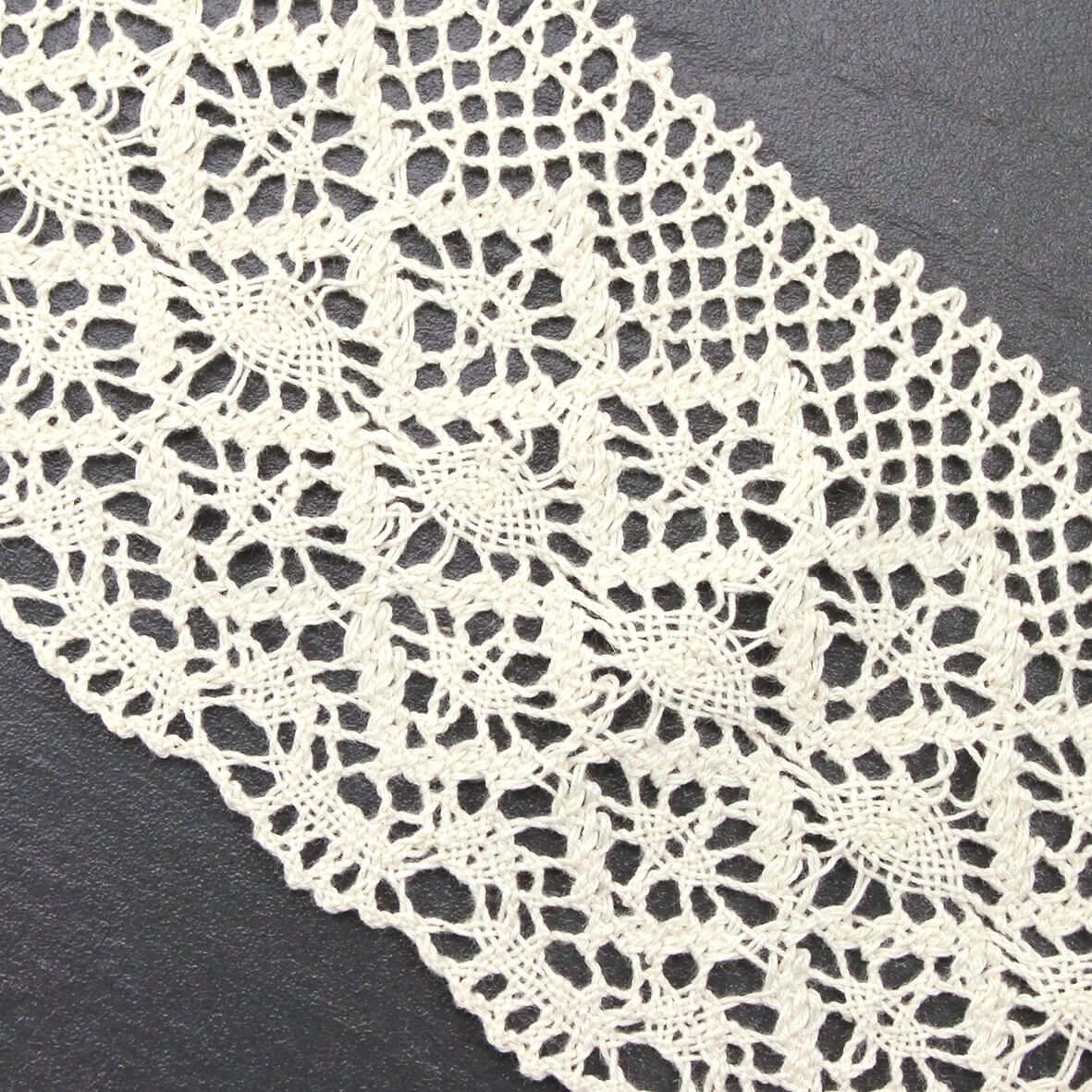10cm Cotton Lace Trim