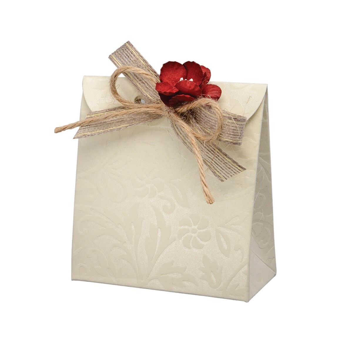 Diamante Sachet Favour Box (Pack of 10)