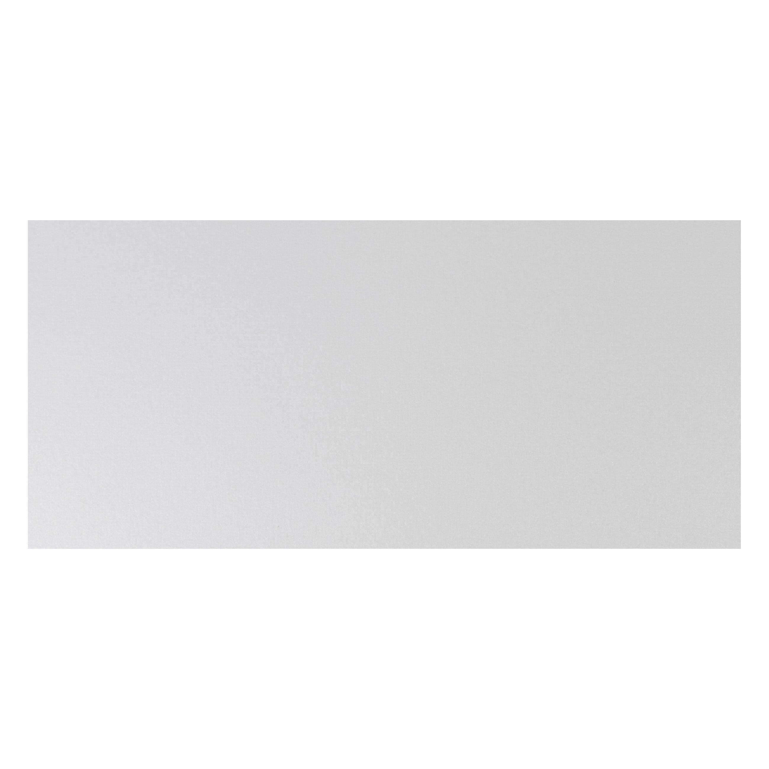 Cardstock DL Top - Pearlescent Ivory