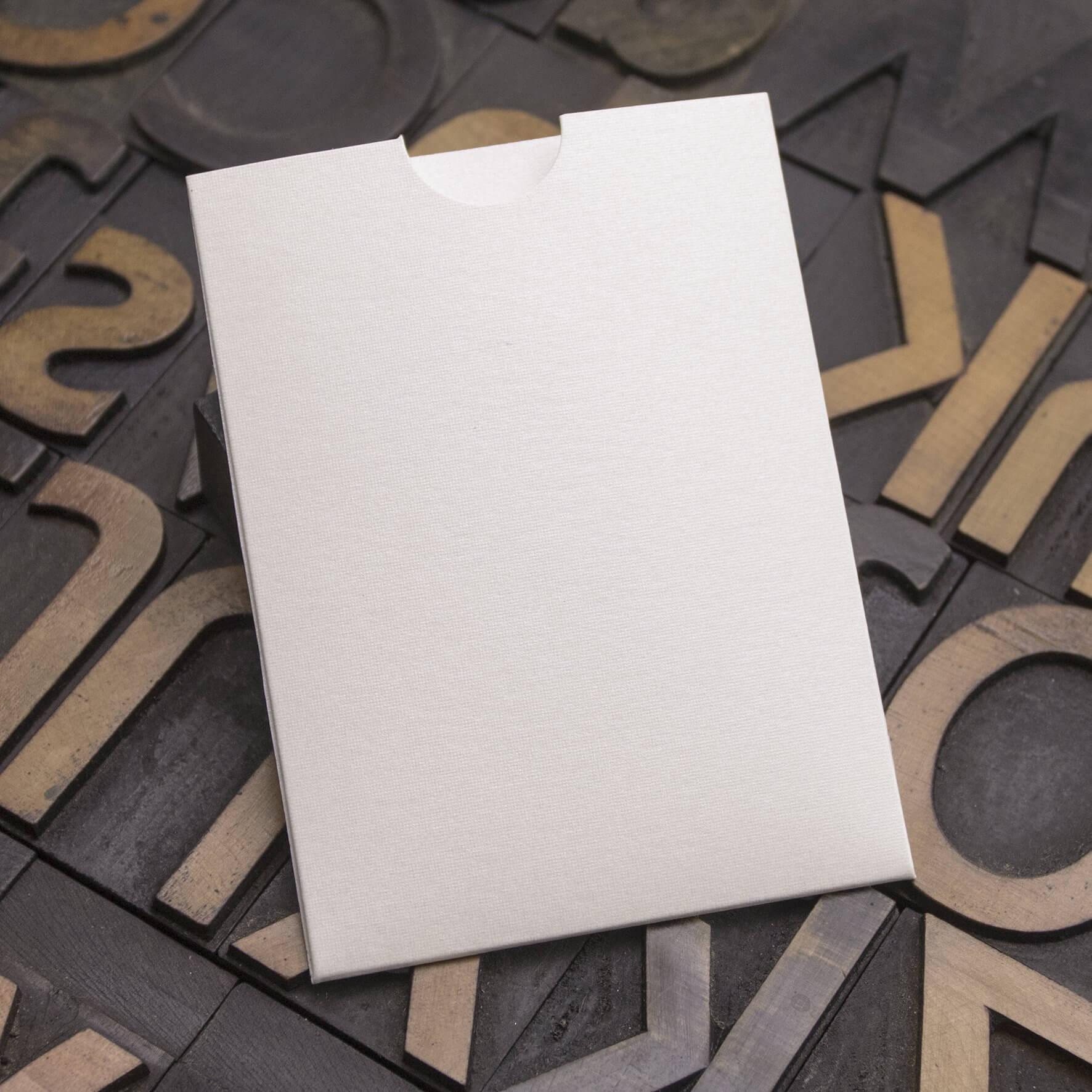Enfolio Wallet Mini - Pearlescent Ivory