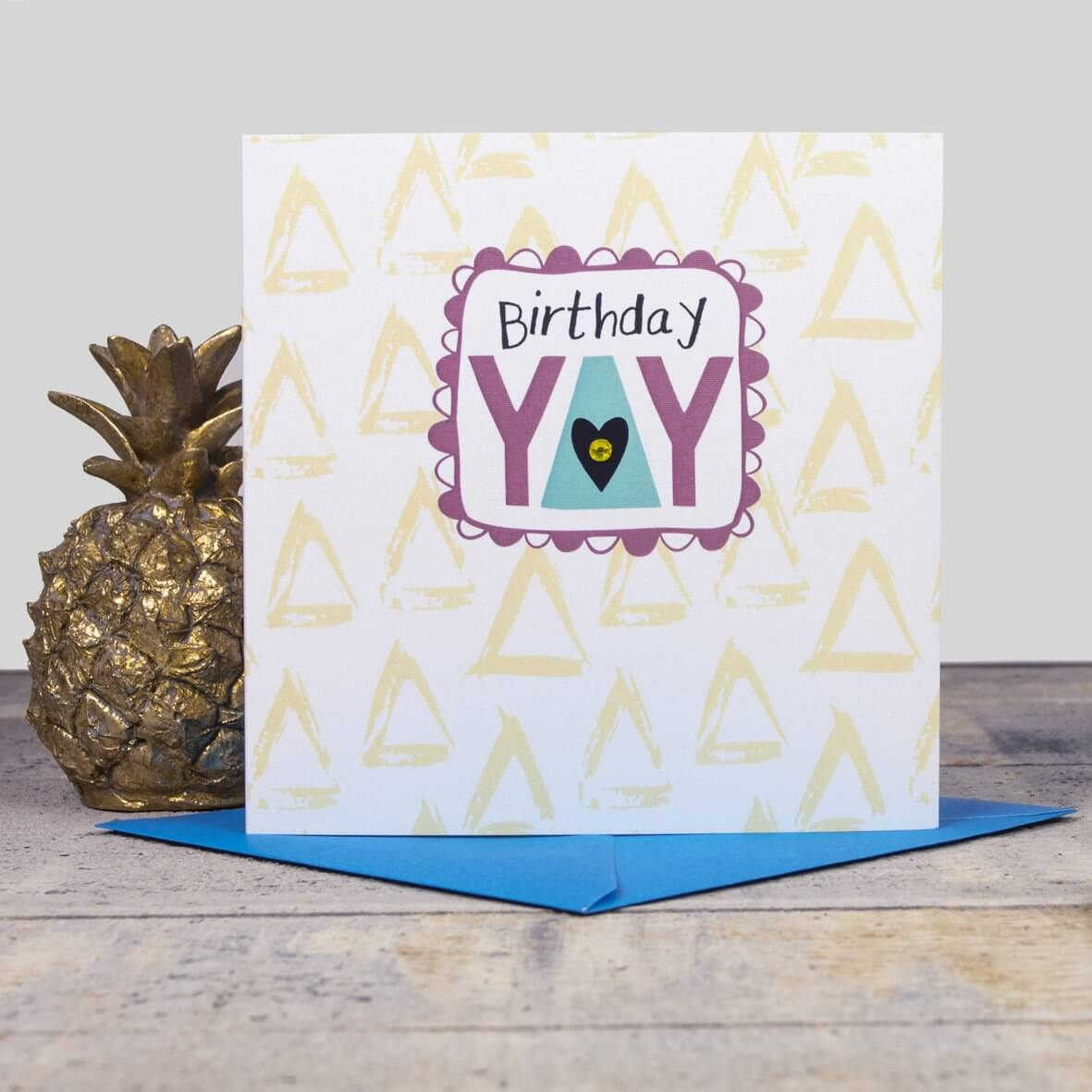 Birthday Yay Card