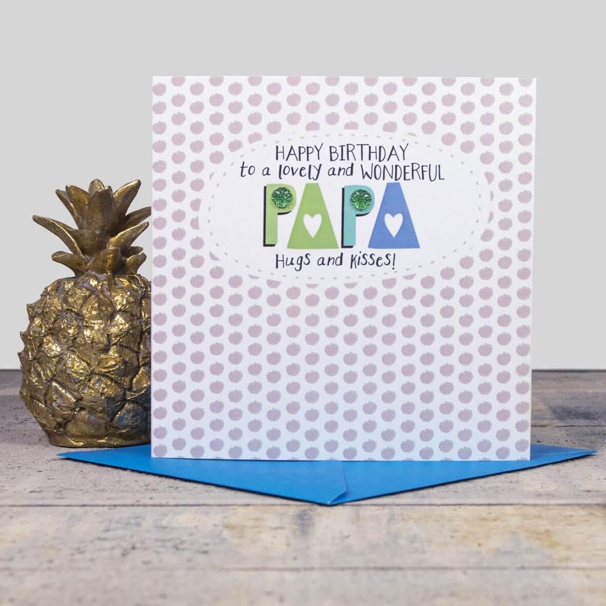 Wonderful Papa - Happy Birthday