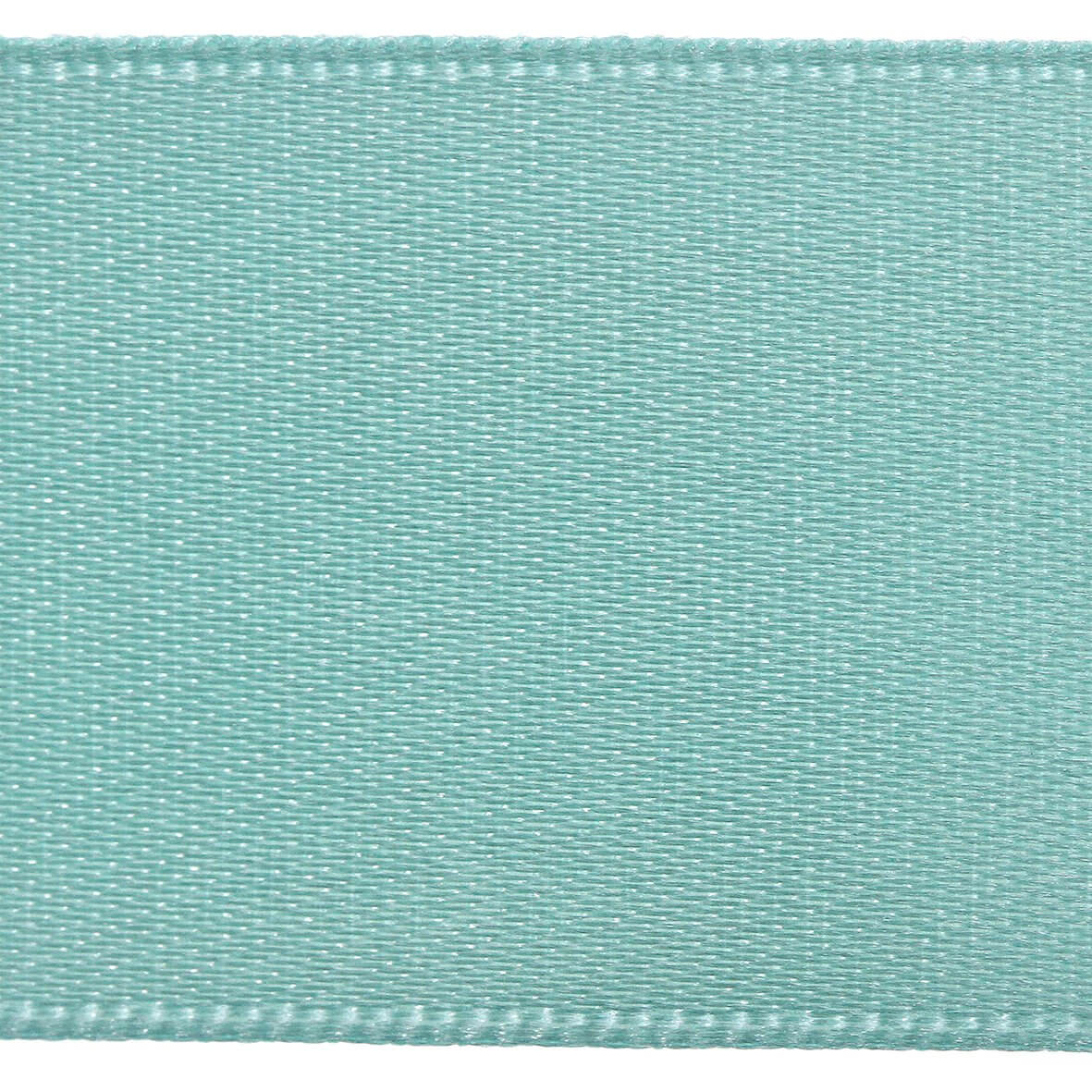 7mm Berisfords Satin Ribbon - Aqua Colour 78
