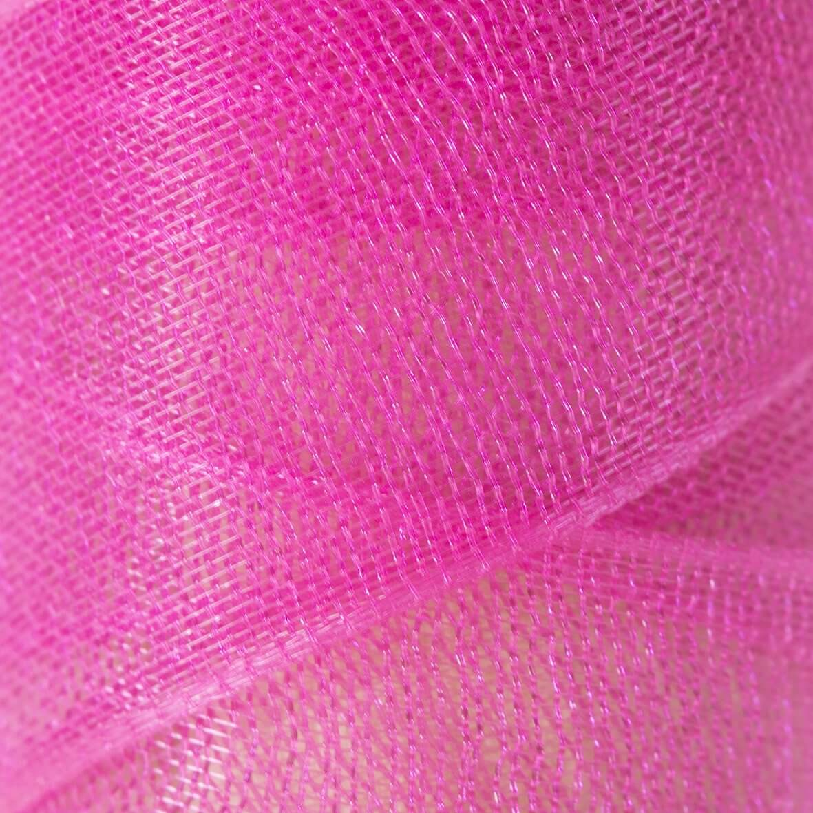 Fuchsia Organza Ribbon 23mm from Club Green - Swatch