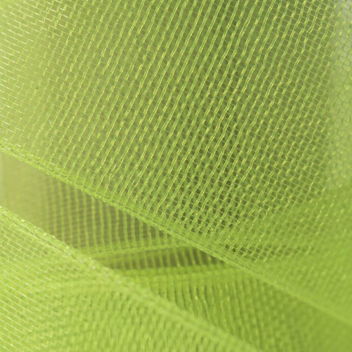 Apple Green Organza Ribbon 38mm from Club Green - Swatch