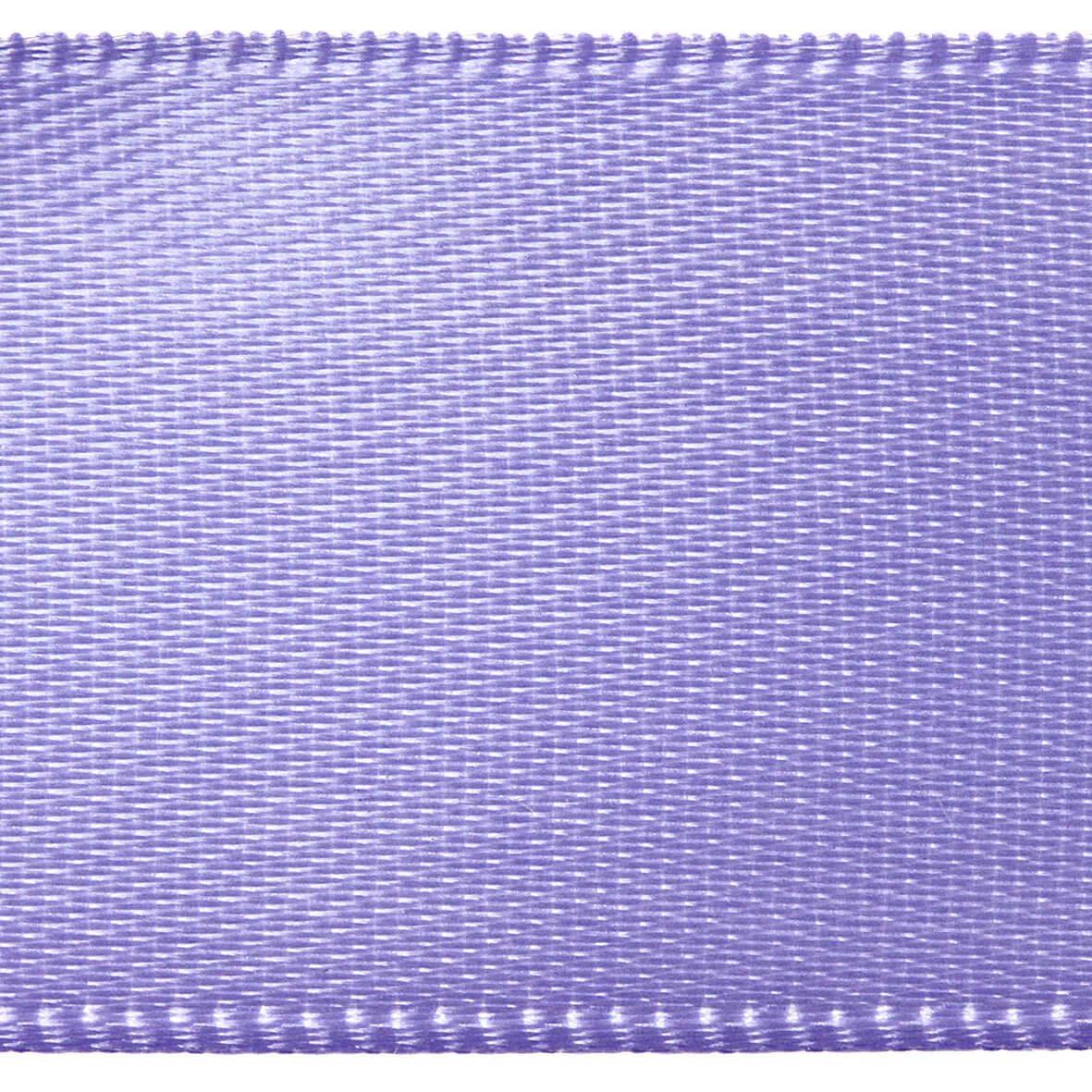 Hyacinth Club Green 23mm Double Faced Satin Ribbon