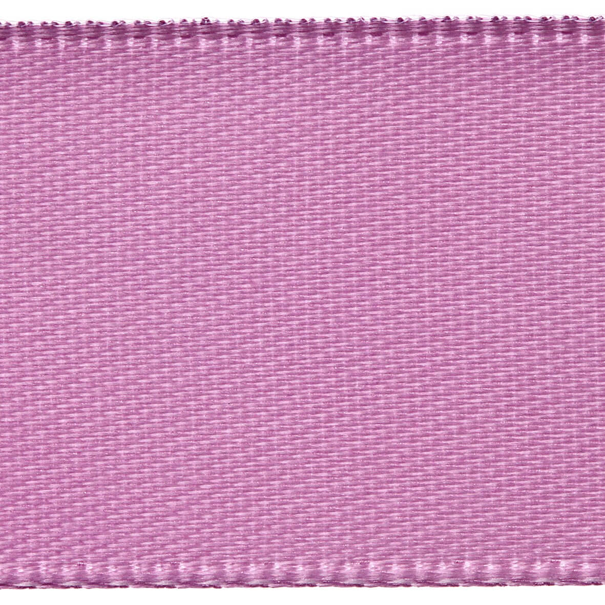 Lilac Pink Club Green 23mm Double Faced Satin Ribbon