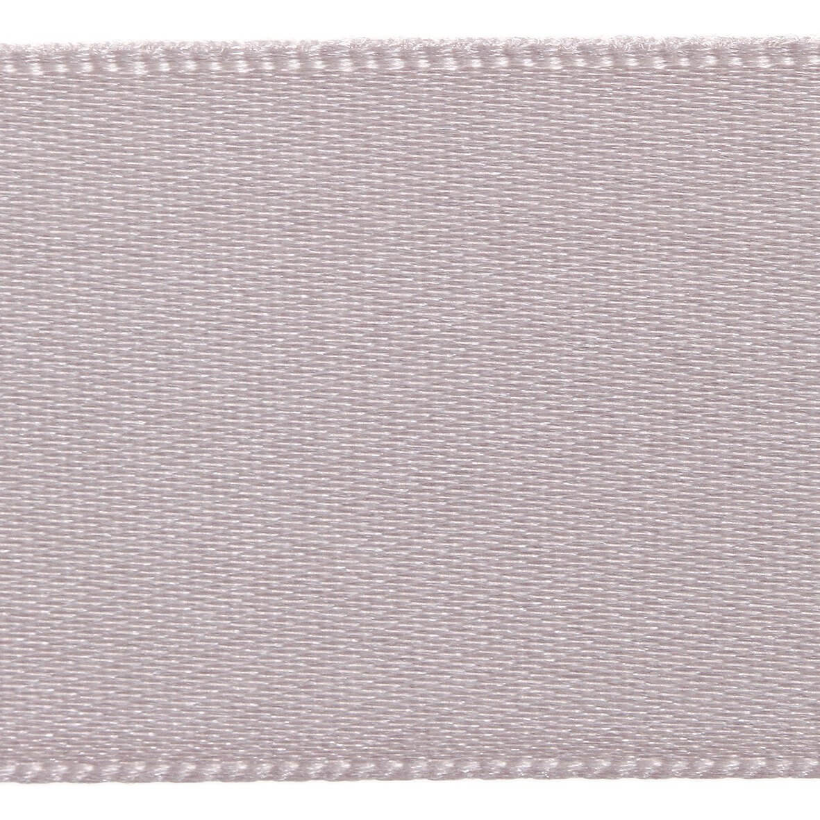 15mm Berisfords Satin Ribbon - Silver Grey Colour 18