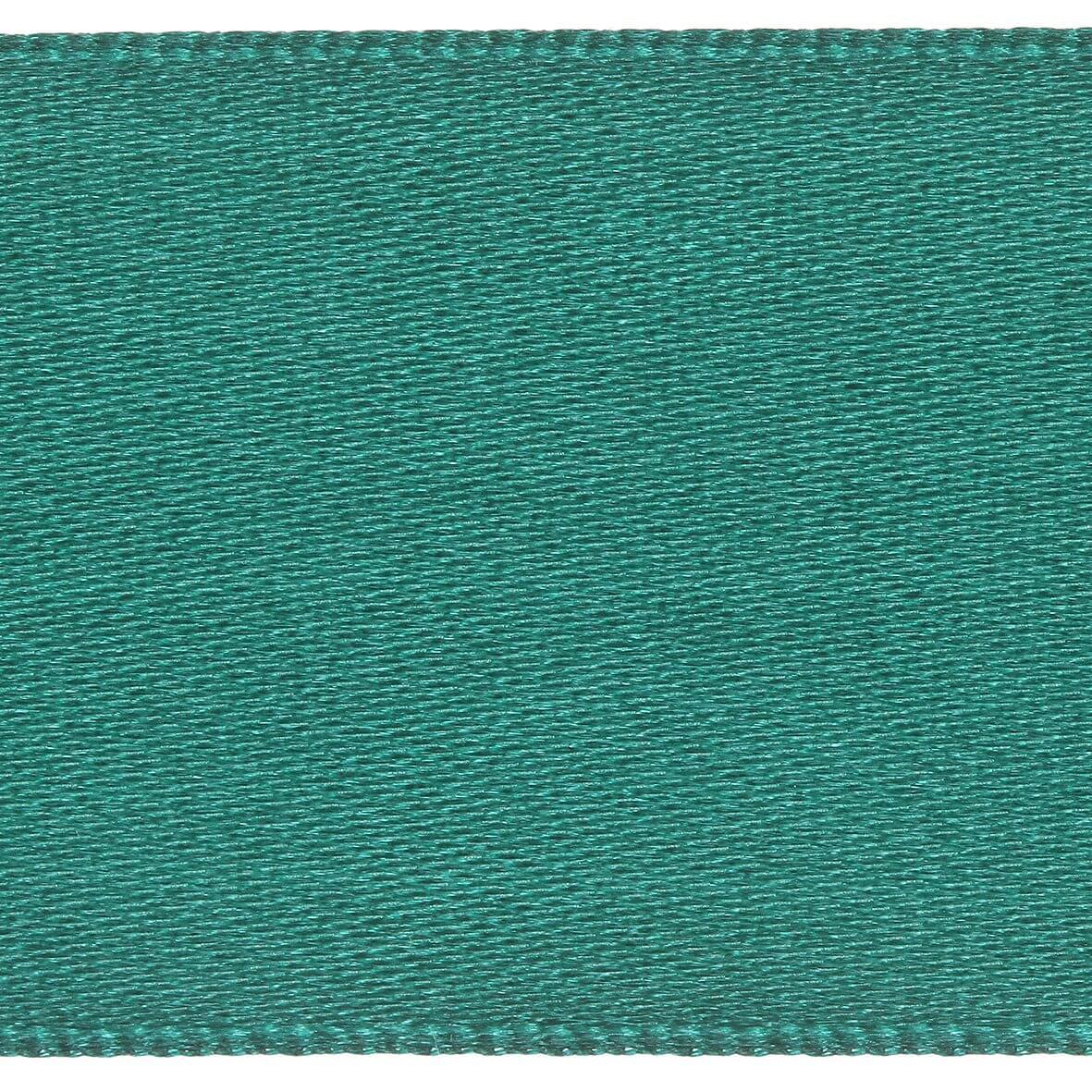 15mm Berisfords Satin Ribbon - Jade Colour 68