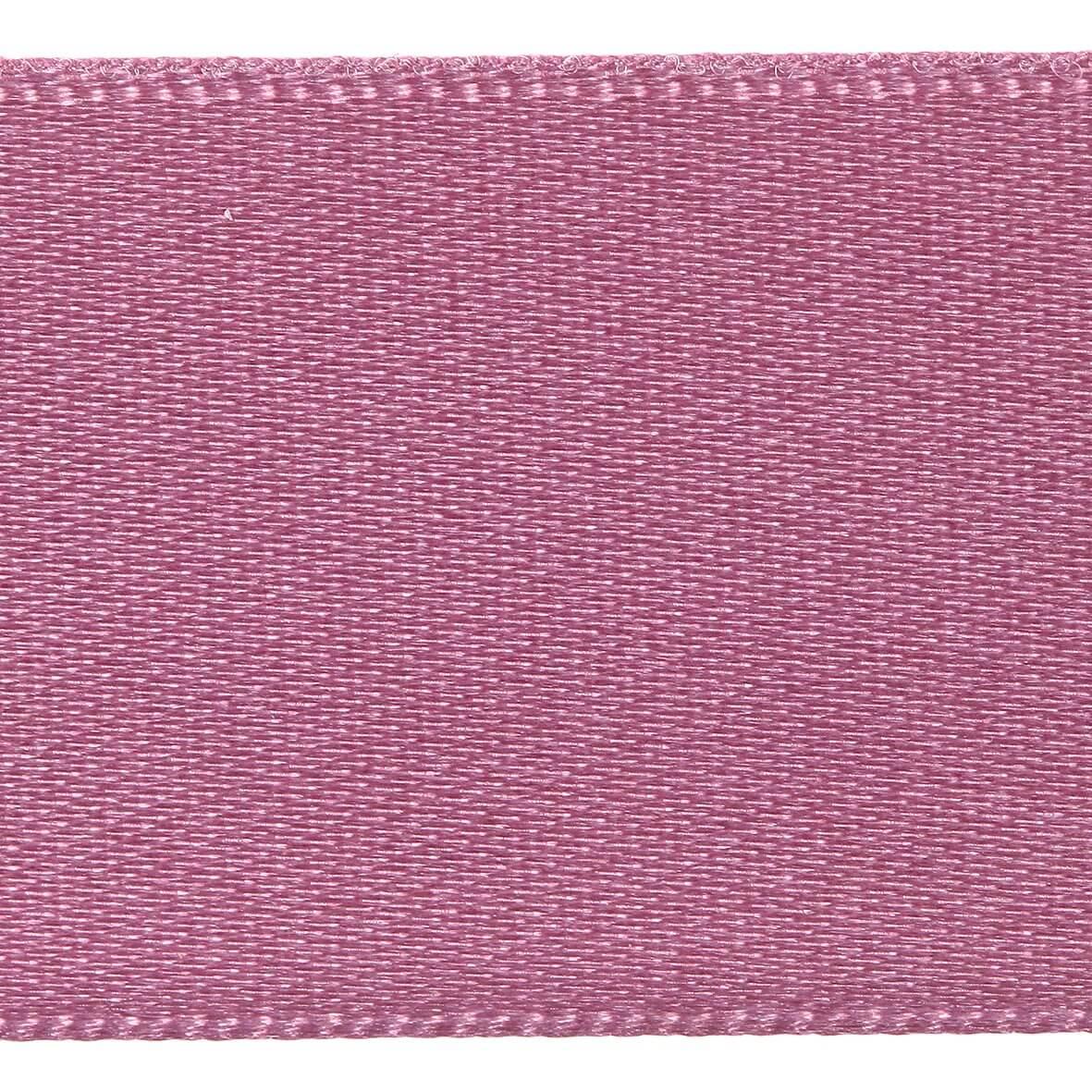 25mm Berisfords Satin Ribbon - Grape Colour 6837