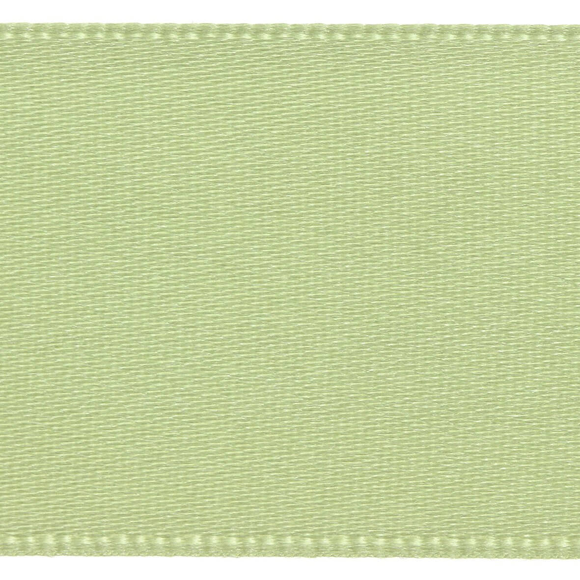25mm Berisfords Satin Ribbon - Lime Colour 6