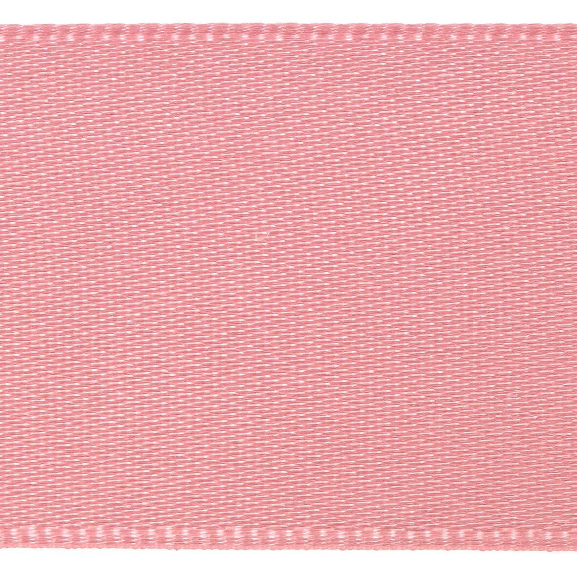 10mm Berisfords Satin Ribbon - Pink Colour 2