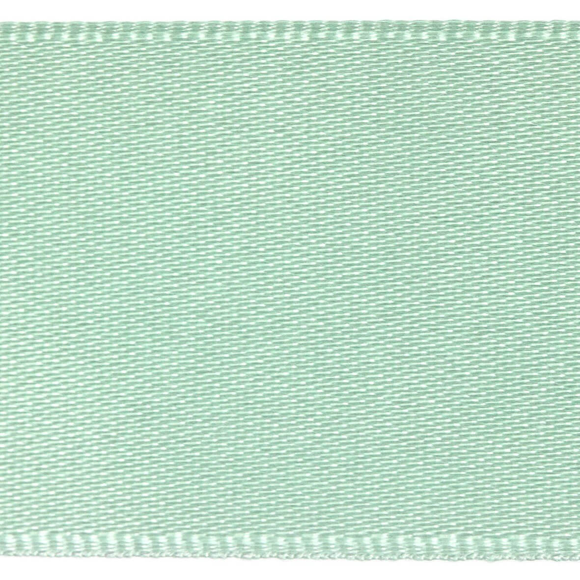 10mm Berisfords Satin Ribbon - Mint Colour 56