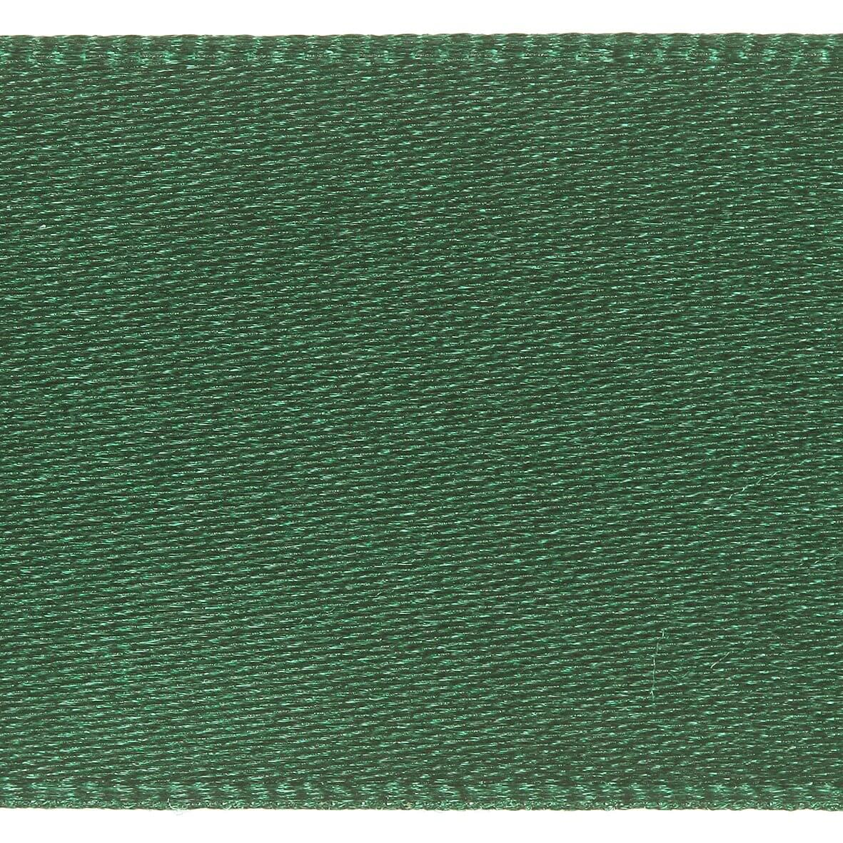 10mm Berisfords Satin Ribbon - Forest Colour 969