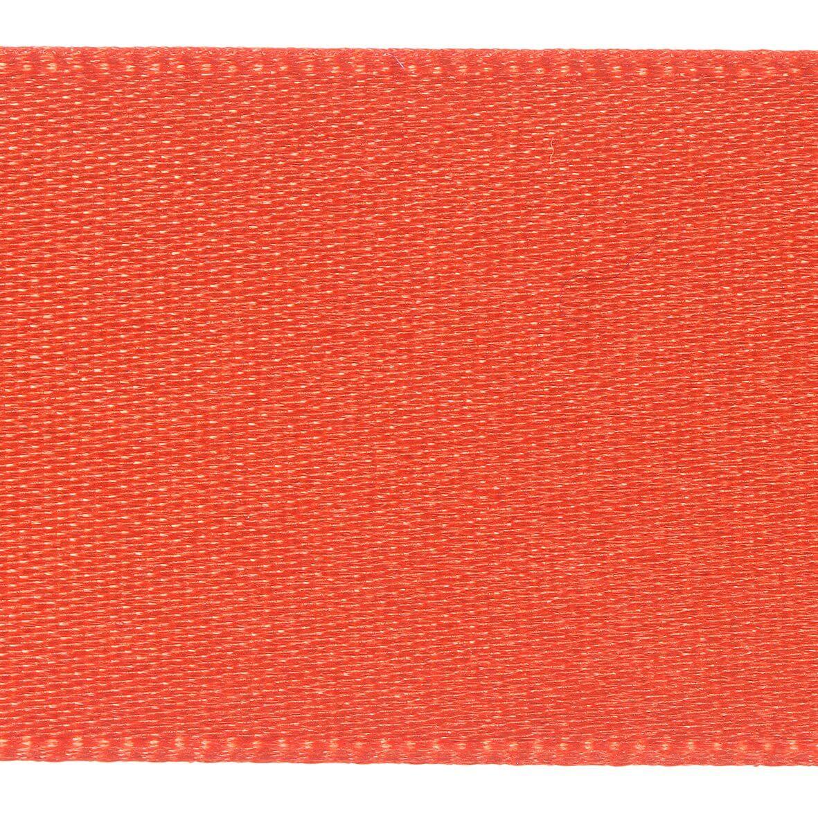 10mm Berisfords Satin Ribbon - Rust Colour 55