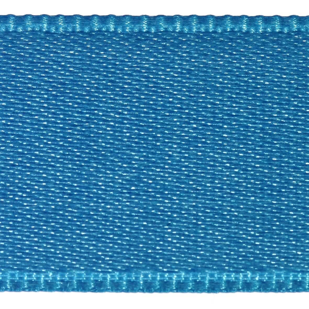 Imperial Turquoise Col. 318 - 3mm Satab Satin Ribbon