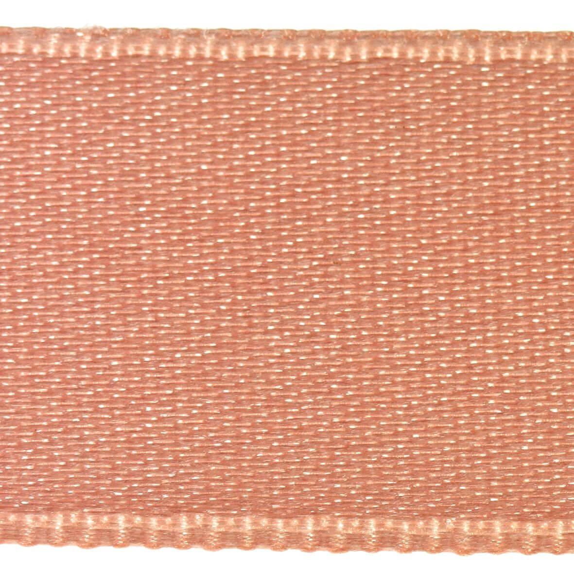 Peach Melba Col. 538 - 3mm Satab Satin Ribbon