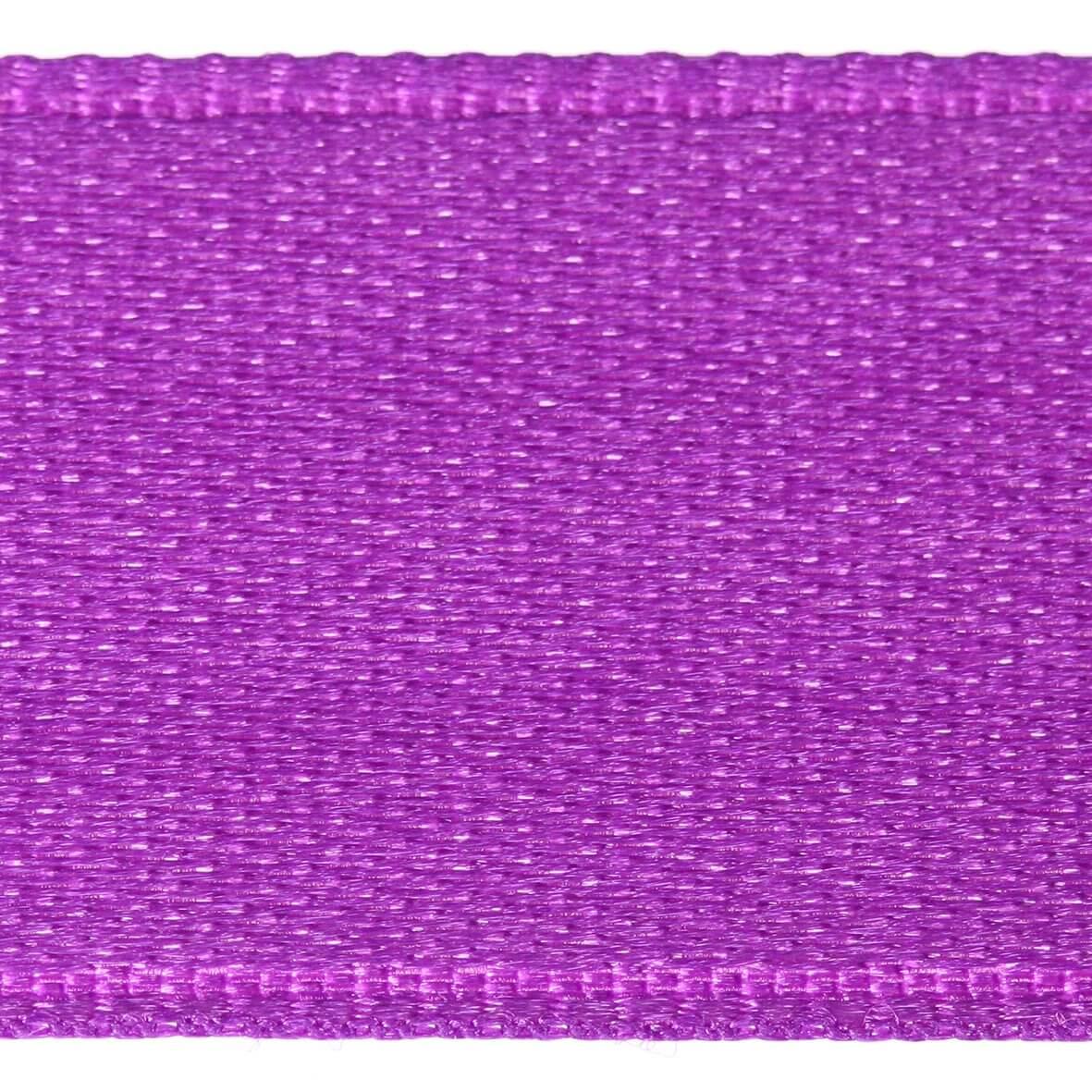 Violet Col. 232 - 6mm Satab Satin Ribbon