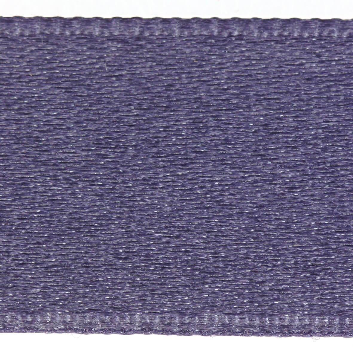 Slate Blue Col. 297 - 6mm Satab Satin Ribbon